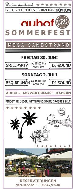 Auhof - Sommerfest