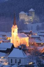 Winter im Auhof und Rundherum
