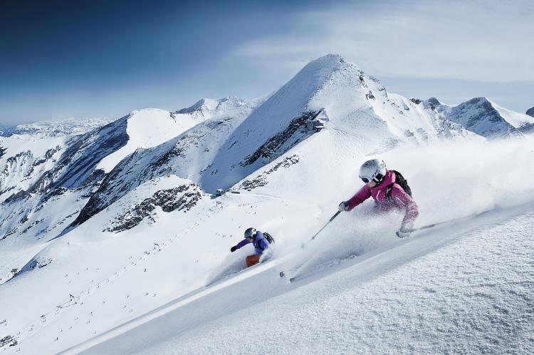 Der Auhof in Kaprun - Skifahren in Kaprun