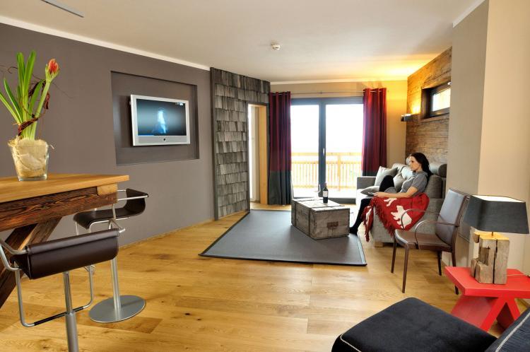 Der Auhof - Wohnen im Urlaub - Hotelsuite