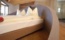 Der Auhof in Kaprun - Hotelsuite Schlafen