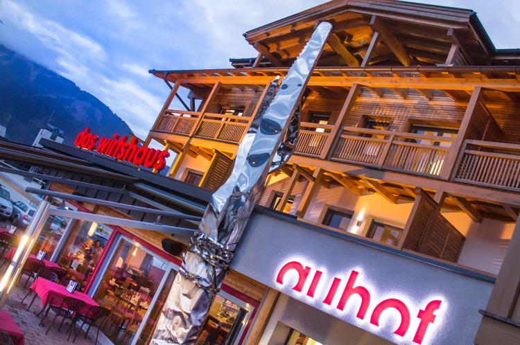 Der Auhof - Das Wirtshaus