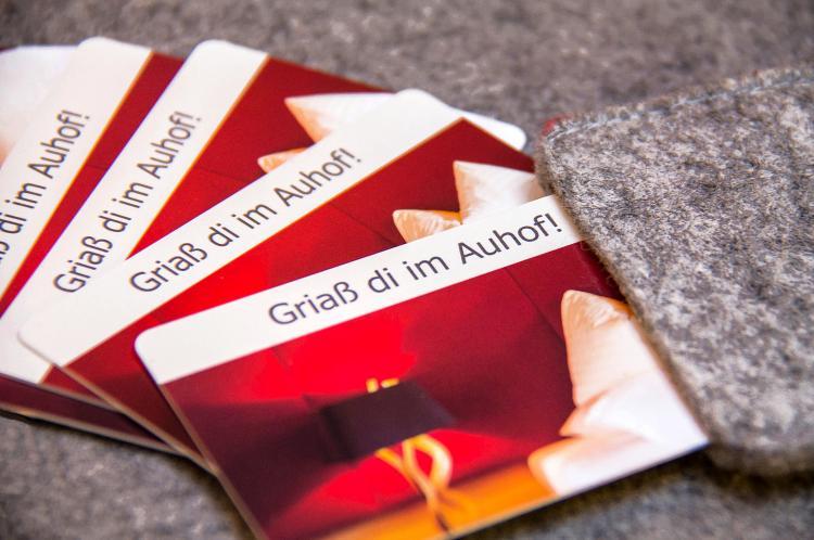 Der Auhof - Ihr Urlaubsdomizil am Salzburger Land